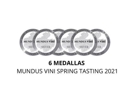 Premios Mundus Vini Spring 2021